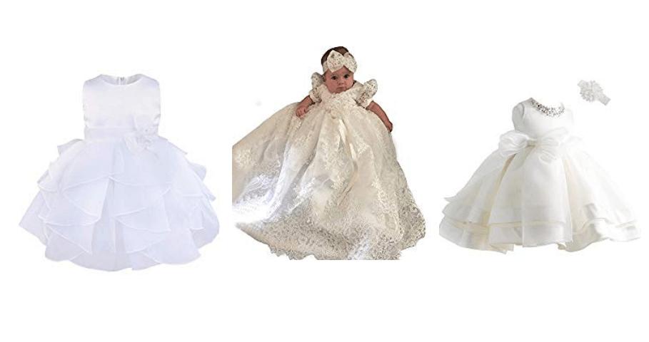 Vestidos para Bautizo de Niñas