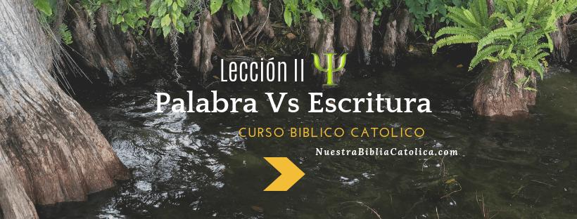 Curso bíblico Católico -Parte 2