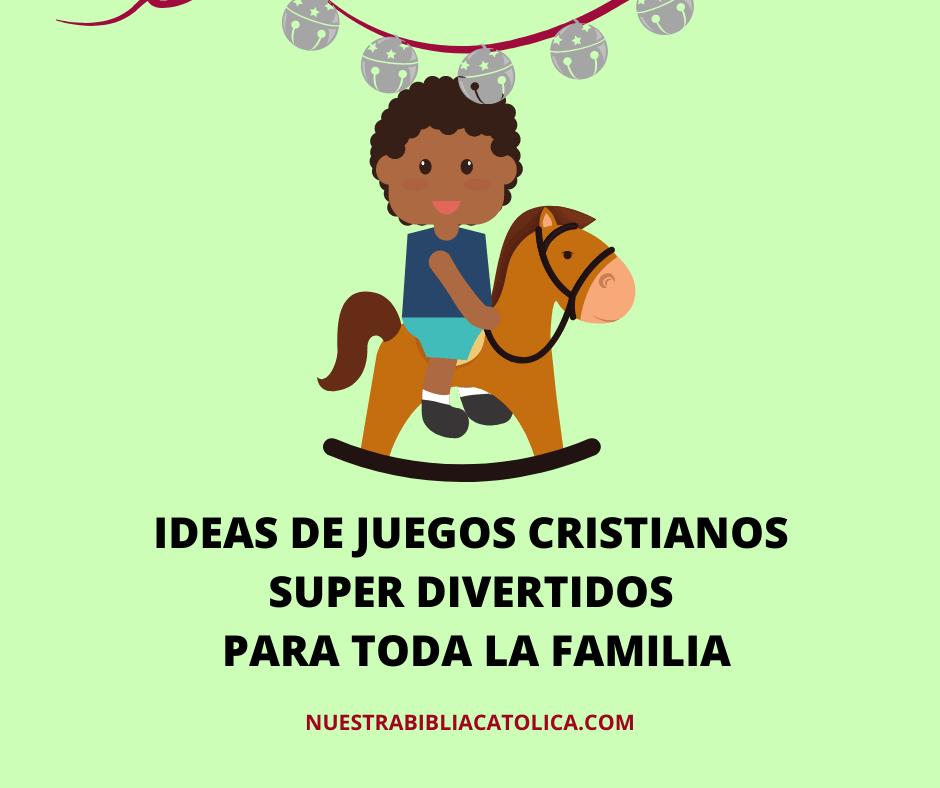 Juegos cristianos para niños
